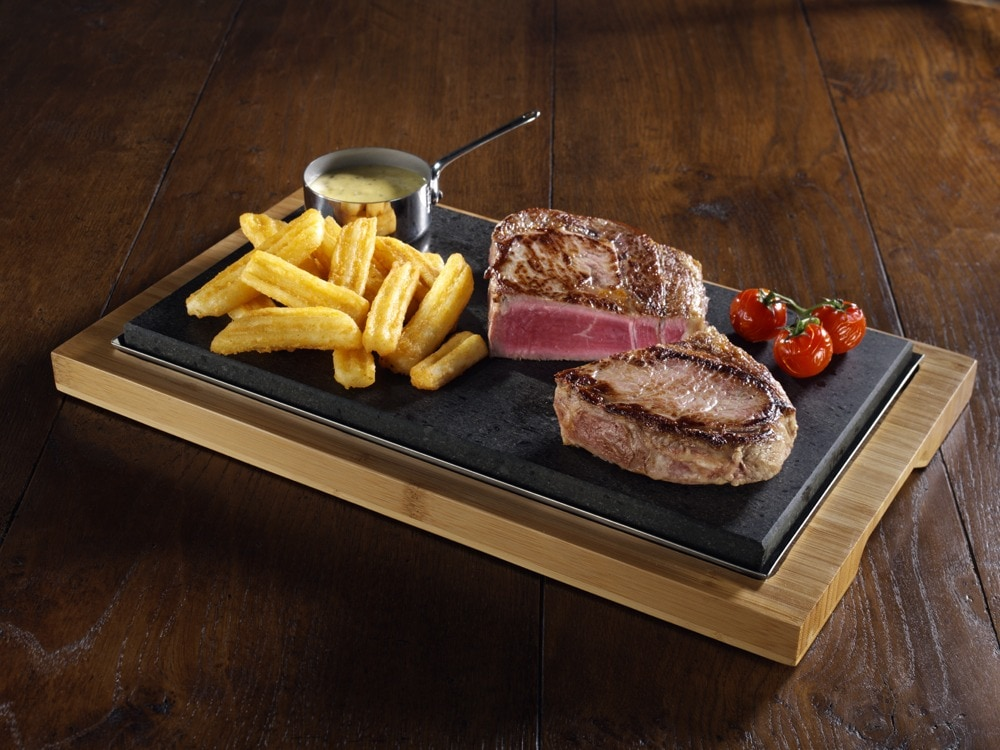 The SteakStones Sharing Steak Plate (SS003) - SteakStones