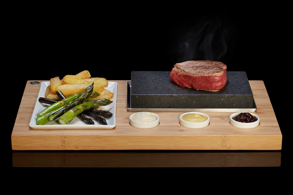 The Steakstones Sizzling Steak Set Ss001 Steakstones